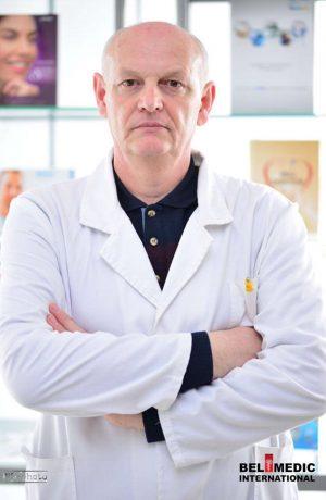 Prof  Dr Nebojsa Krstic | BelMedic International